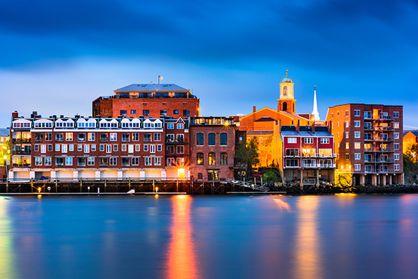 waterfront properties for sale in portsmouth nh