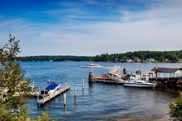 laconia nh waterfront homes for sale
