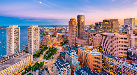 Explore Boston Neighborhoods