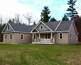 Swift River Valley in Conway, NH  |  Single Family Homes and Lots
