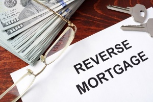reverse mortgage paperwork