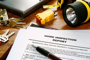 Home inspection forms